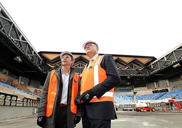 Australian Open Adds Third Retractable Roof