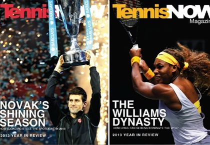 Tennis Now Magazine: Year in Review
