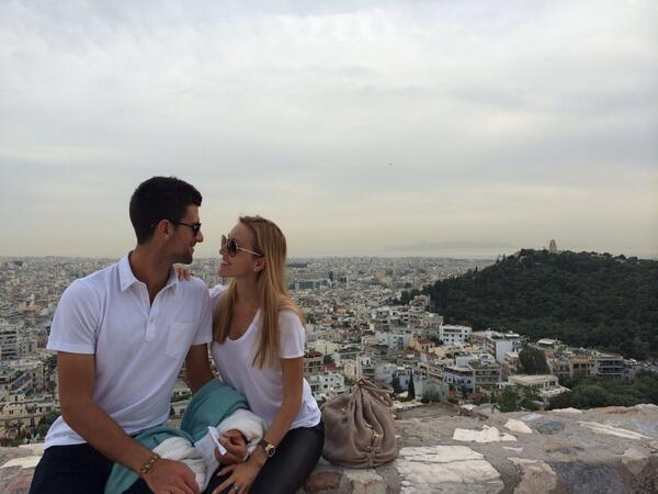 Novak Djokovic and Jelena Ristic Are Going to Be Parents