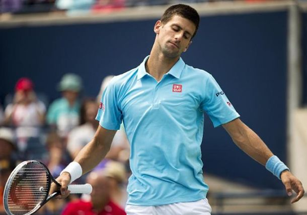 "Djokovic: ""I'm Feeling Better and Better"""