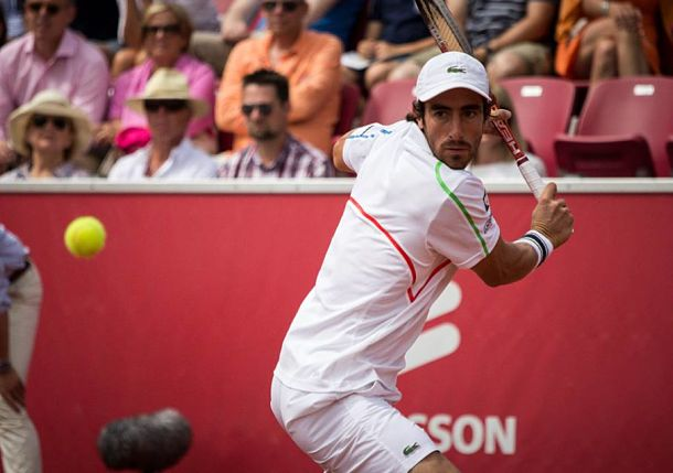 Cuevas Becomes First Uruguayan to Win ATP Title Since '97
