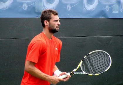 10 Things: French Player Benoit Paire