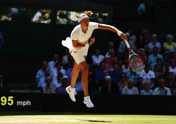 Petra Kvitova Reaches Second Career Wimbledon Final