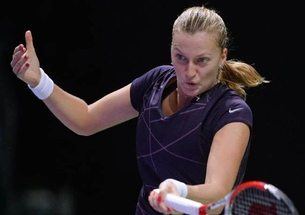 Petra Kvitova Takes Out Angelique Kerber to Reach Istanbul Semis