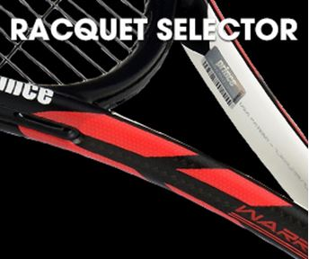 Prince Releases New Racquets, Lauches Racquet Selector