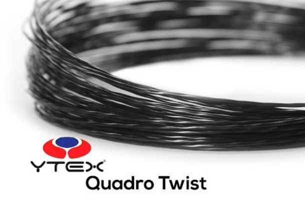 Review: YTEX Quadro Twist String