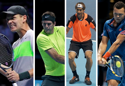 Men vie to qualify for ATP World Tour Finals in London