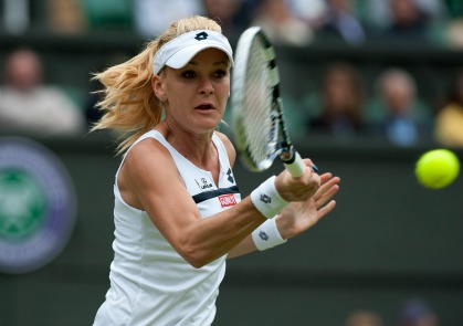 Radwanska Downs Li to Set Up Lisicki Clash