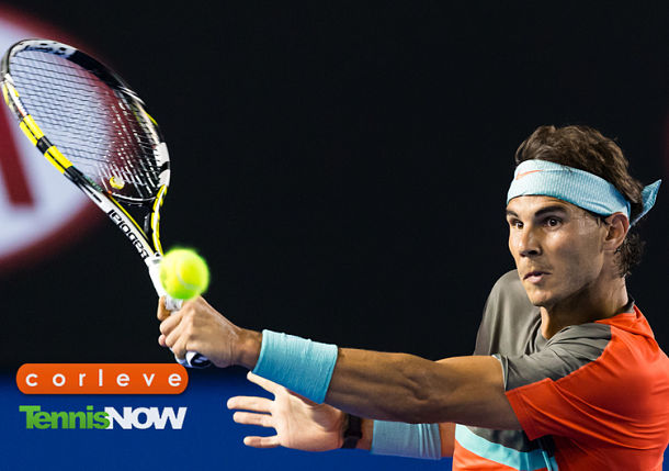 Rafael Nadal Didn't Watch Last Year's Australian Open Final