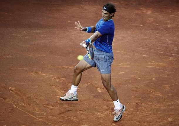 Nadal Thumps Dodig for 41st Straight Barcelona Victory