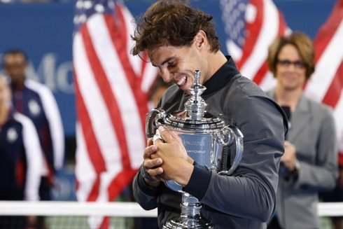 Rafa Nadal: 2013 US Open Champion