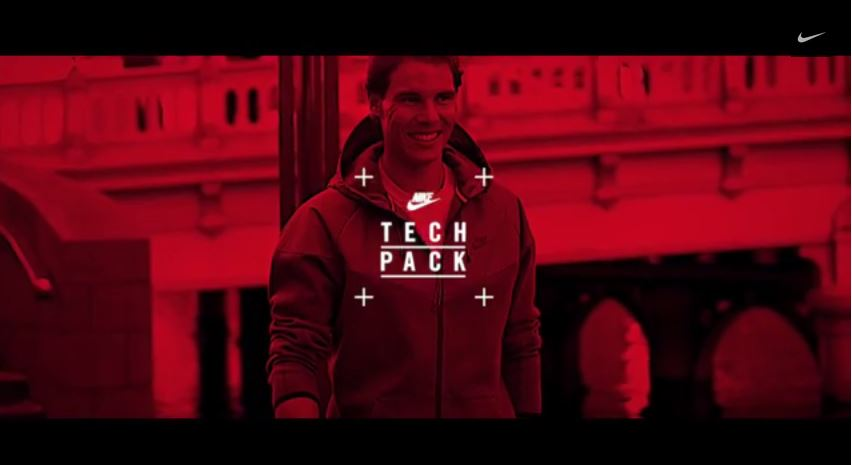 Video: Rafael Nadal, Serena Williams Star in New Nike Tech Pack Spot