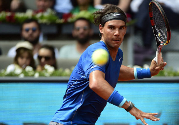 Nadal Opens Madrid Title Bid with Monaco Beatdown
