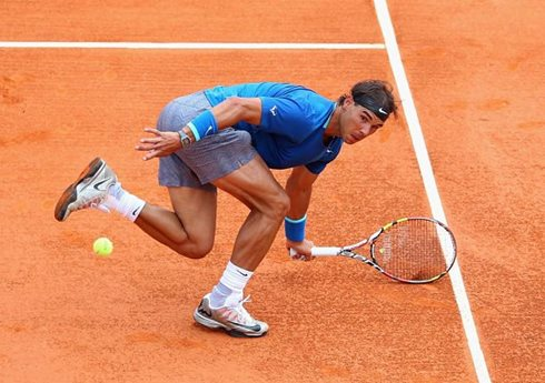 After Early Struggle, Nadal Storms to Victory in Monte-Carlo