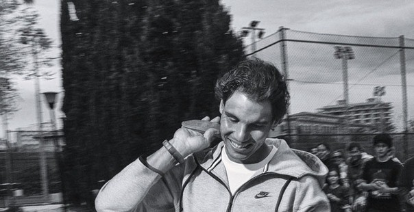 Video: New Nike Commercial Features Rafael Nadal, Maria Sharapova and Grigor Dimitrov