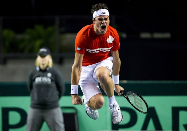 2013 in Review: Milos Raonic