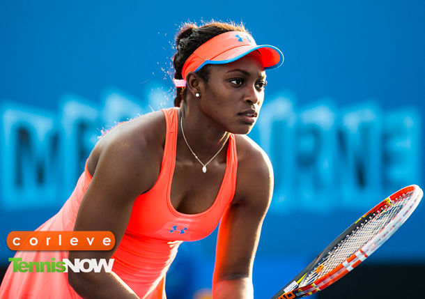 Updated: Sloane Stephens Mulling Pairing with  Nick Saviano in 2015