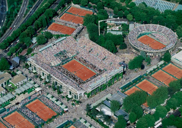 Around the Grounds: An Inside Look at Roland Garros