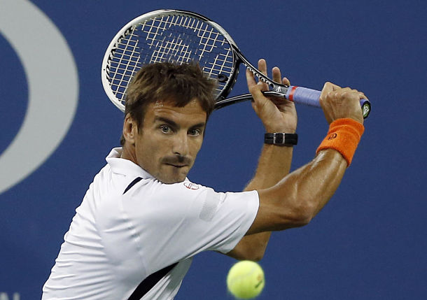 Tommy Robredo US Open 2014