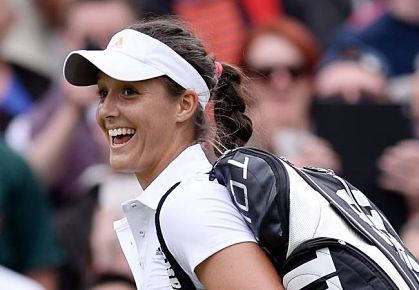 Laura Robson to Join BBC and Commentate Wimbledon
