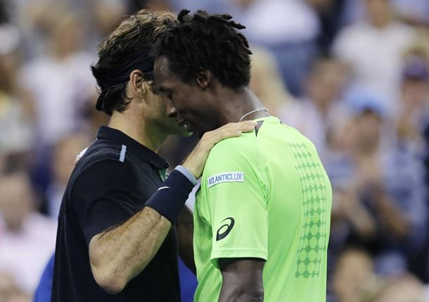 Roger Federer's Five-Set Victory over Gael Monfils Was Epic on Twitter