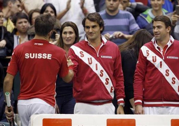 Davis Cup: All Eyes on the Swiss, but Italy v. Britain Could Steal the Show