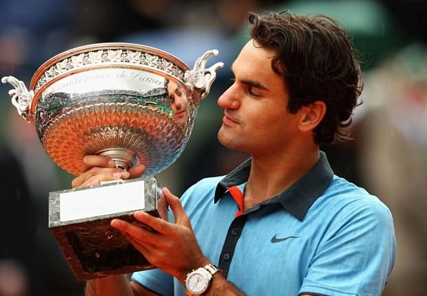 Roger Federer French Open 2009