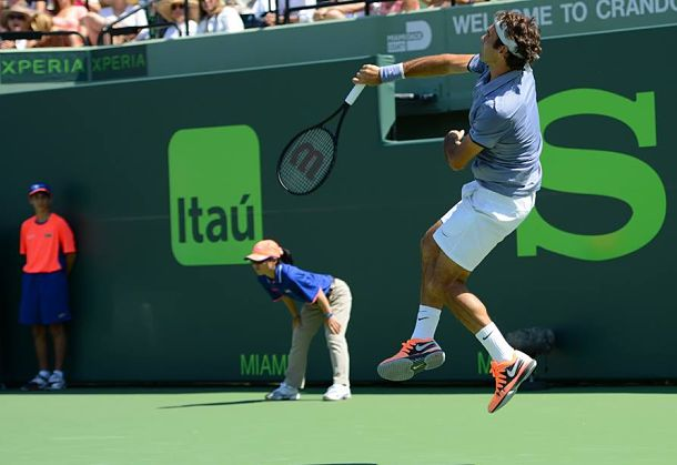 Federer Will Play Miami Open