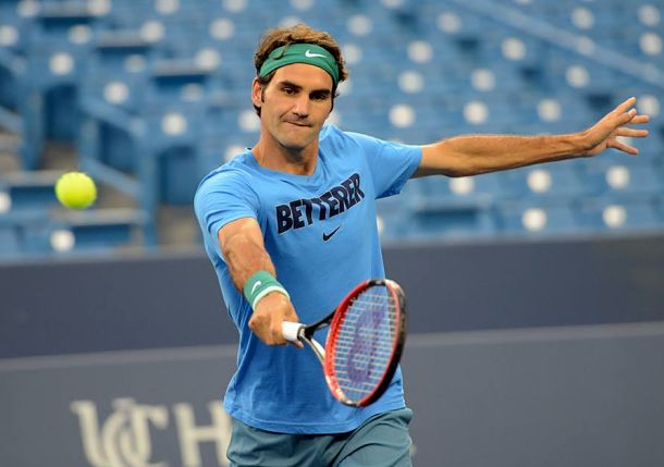 As Federer Approaches 60th Consecutive Slam, His Longevity Amazes