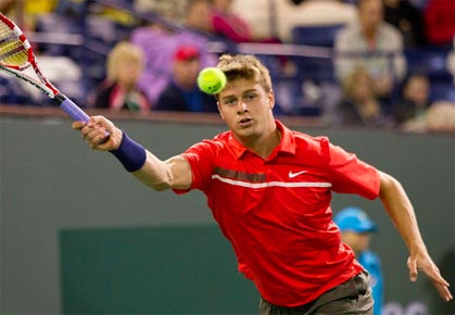 Ryan Harrison File Photo