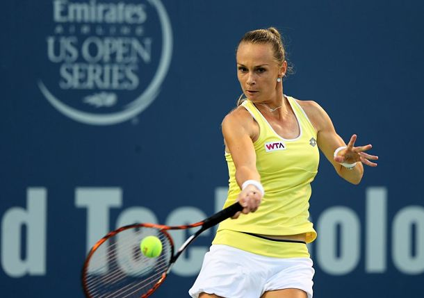 Magdalena Rybarikova 2014 Connecticut Open