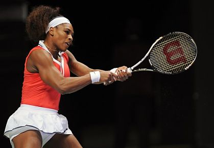 Serena Williams opens title run in Istanbul