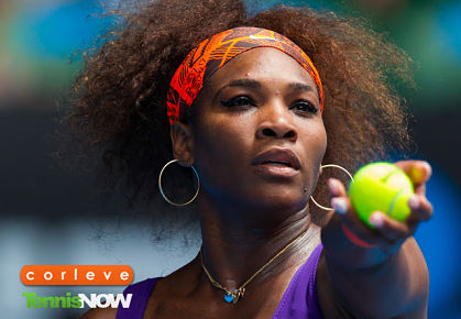 Serena Williams, 2013 Australian Open