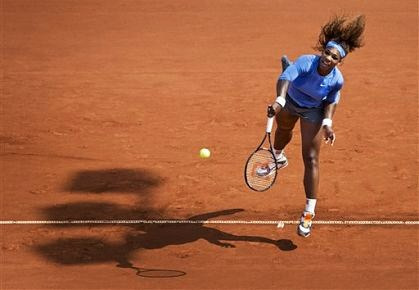 Serena Williams Cruises in Bastad, Reaches Quarterfinals