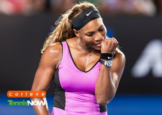 Serena Dominant in Opening Night Victory over Barty