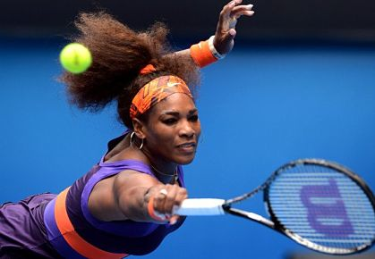 Serena Williams, Australian Open