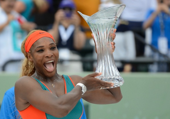 Statisfaction: Breaking Down Serena's Milestone Miami Title