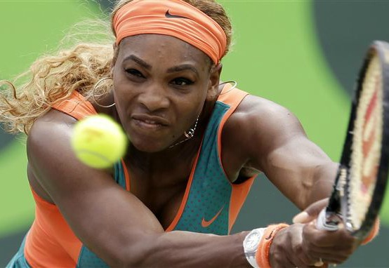 Cepelova Ousts Defending Champion Serena Williams in Charleston