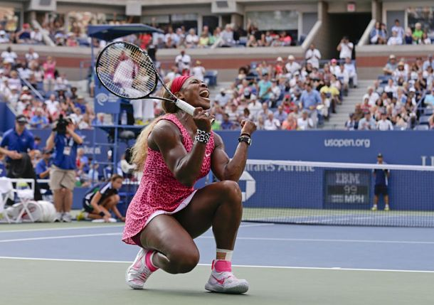 Serena Williams Throttles Makarova to Reach US Open Final