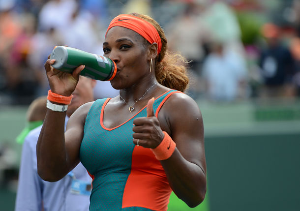 Serena Williams, Miami 2014