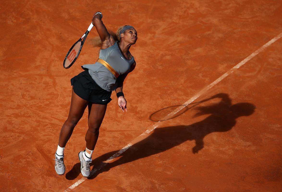 Serena's Back, Simona's Defending: Rome WTA Draw Preview