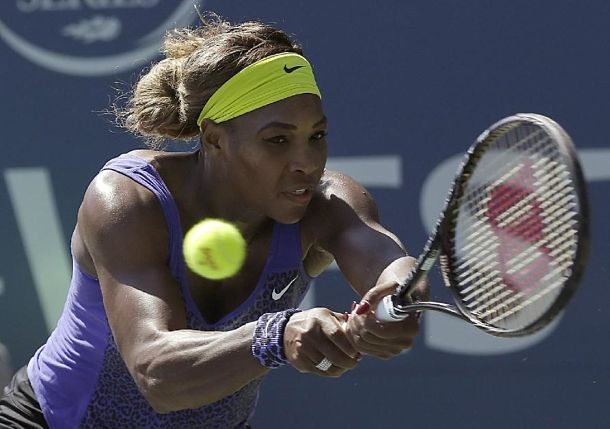 Serena Williams Races Past Petkovic and into Stanford Final