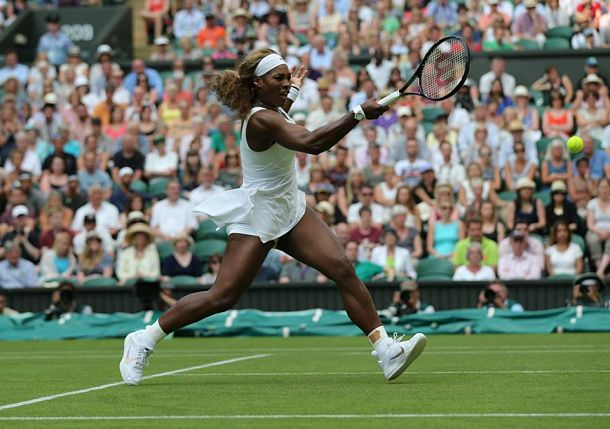 Serena Williams Sets up Cornet Clash with Thumping of Scheepers