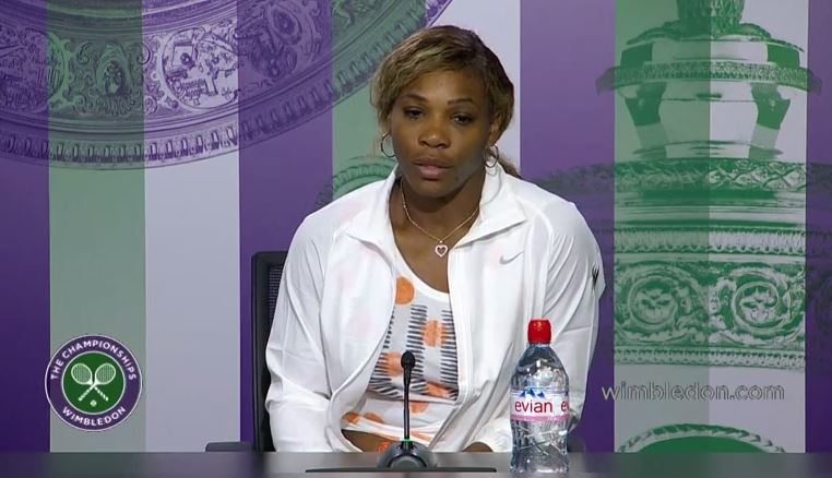 Serena: Girls Play As If They Are On the ATP Tour Against Me