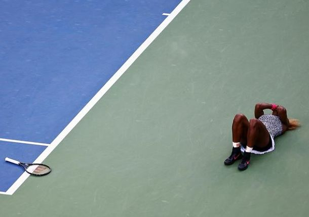 Williams Sisters in Same Half of Draw at U.S. Open