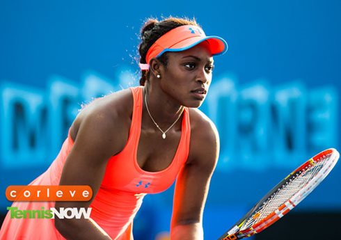 Sloane Stephens to Be Coached by Thomas Hogstedt