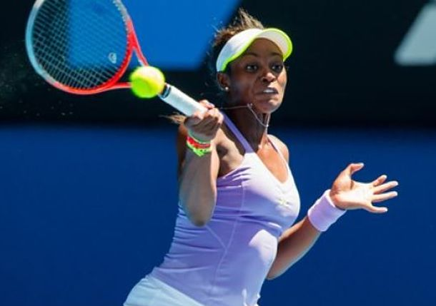 Sloane Stephens and Paul Annacone Have Parted Ways