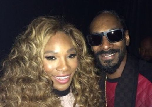 Tweets: Tennis Gives Oscars Mixed Reviews, Serena Parties with Snoop Dogg