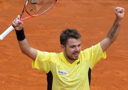 Wawrinka Defeats Federer for Monte-Carlo Crown