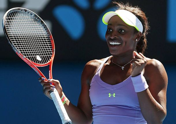 2013 in Review: Sloane Stephens
